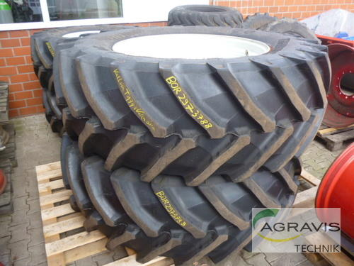Trelleborg 600/65 R 28 + 650/65 R 42 Year of Build 2019 Bersenbrück-Ahausen