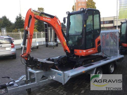 Kubota Kx 019-4 Gl Year of Build 2017 Gronau