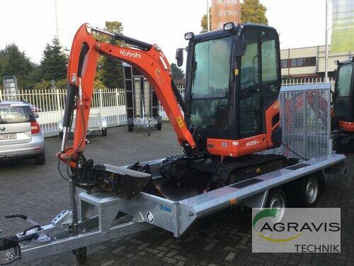 Kubota Kx 019-4 Gl Rok výroby 2017 Gronau