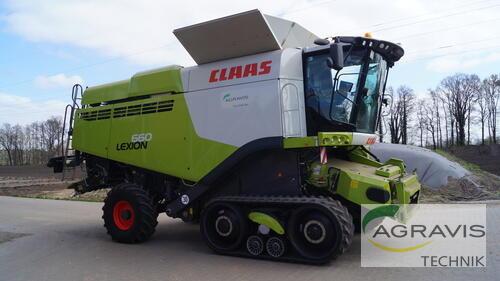 Claas LEXION 660 TERRA TRAC