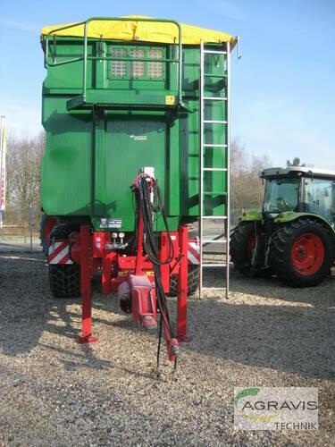 Kröger Agroliner Muk 303 anno di costruzione 2013 Coesfeld