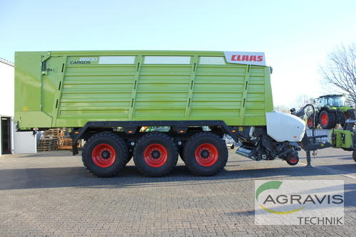Claas Cargos 8500 Byggeår 2018 Coesfeld