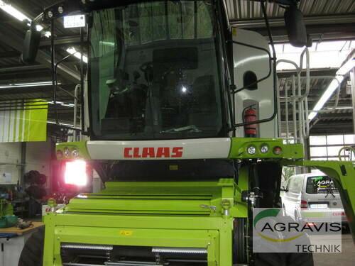 Claas LEXION 660 TERRA-TRAC