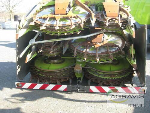 Claas Orbis 750 Année de construction 2014 Coesfeld