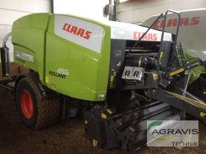 Press-Wickel-Kombination Claas ROLLANT 455 RC UNIWRAP Bild 0