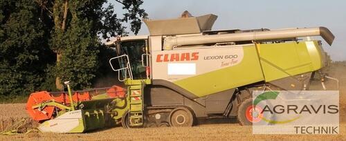 Claas Lexion 600 Terra Trac
