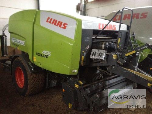 Claas Rollant 455 RC Uniwrap Рік виробництва 2013 Ascheberg
