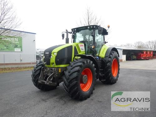 Claas Axion 920 Cmatic Årsmodell 2015 4-hjulsdrift