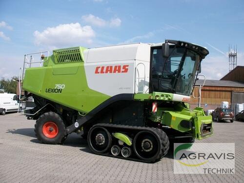 Claas LEXION 750 TERRA TRAC
