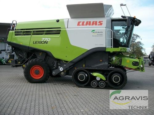 Claas Lexion 770 Terra Trac Year of Build 2013 Ascheberg
