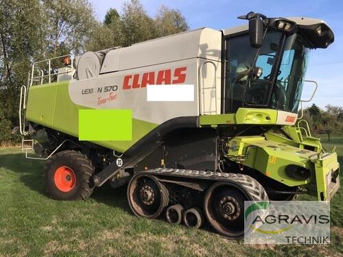 Claas LEXION 570 TERRA-TRAC 4-TRAC/ ALLRAD