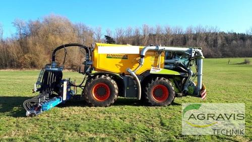 Claas Xerion 4000 Saddle Trac Byggeår 2018 Ascheberg