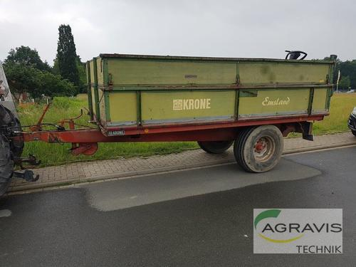 Krone Edk 210-6 Year of Build 1987 Ascheberg