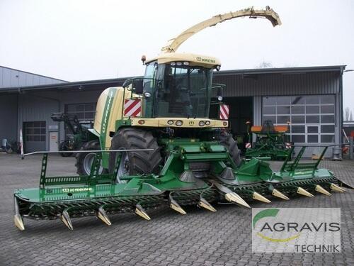 Krone BIG X 700 Год выпуска 2011 Привод на 4 колеса