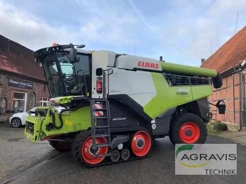 Claas LEXION 8700 TERRA TRAC Year of Build 2019 4WD