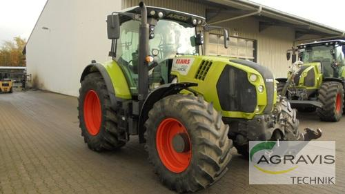 Claas Arion 650 Cmatic Årsmodell 2016 Olfen