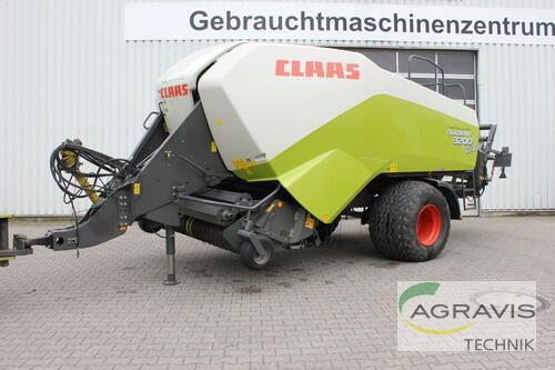 Claas Quadrant 3200 RC Baujahr 2010 Olfen