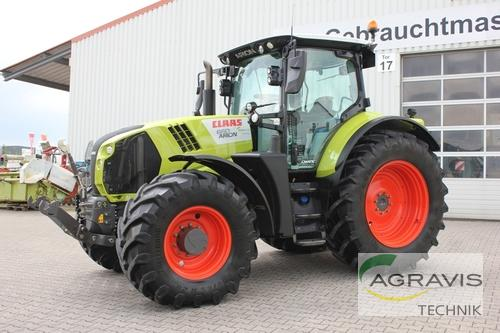 Claas Arion 660 Cmatic Cebis Baujahr 2018 Olfen