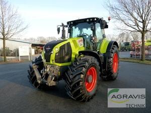 Traktor Claas AXION 870 CMATIC TIER 4F Bild 0