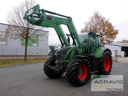 Fendt 722 Vario S4 Power Front Loader Year of Build 2015