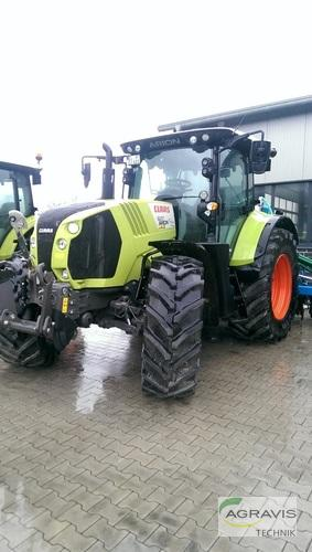 Claas Arion 620 Cmatic Year of Build 2016 4WD