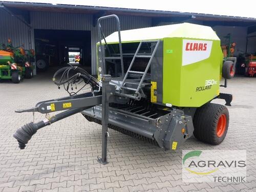 Claas Rollant 350 RC anno di costruzione 2016 Meppen
