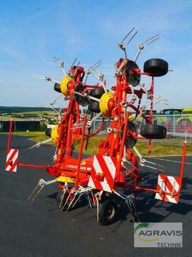 Pöttinger HIT 910 NZ anno di costruzione 2012 Meppen
