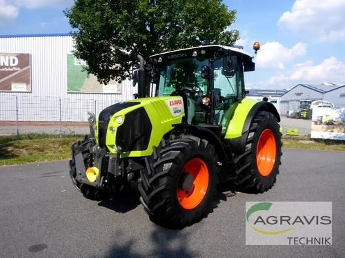 Claas Arion 550 Cmatic Year of Build 2016 4WD