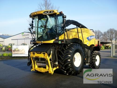 New Holland FR 500 Årsmodell 2014 4-hjulsdrift