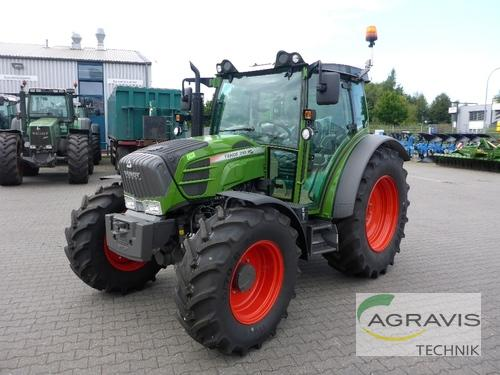 Fendt 210 Vario TMS Year of Build 2017 4WD