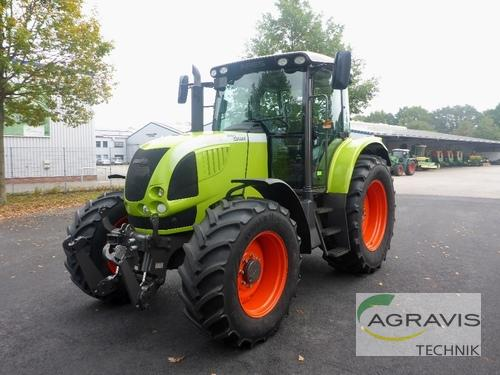Claas Ares 617 ATZ Year of Build 2007 4WD