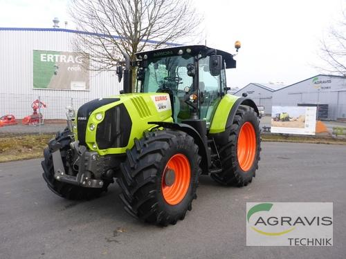 Claas Arion 650 Cmatic Årsmodell 2016 4-hjulsdrift
