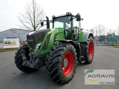 Fendt 927 Vario S4 Power Årsmodell 2014 4-hjulsdrift
