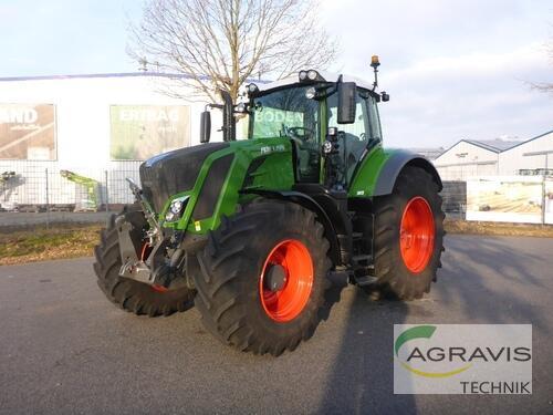 Fendt 828 Vario S4 Profi Plus Årsmodell 2018 4-hjulsdrift