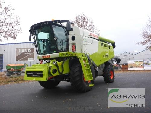 Claas Lexion 660 Year of Build 2018 Meppen