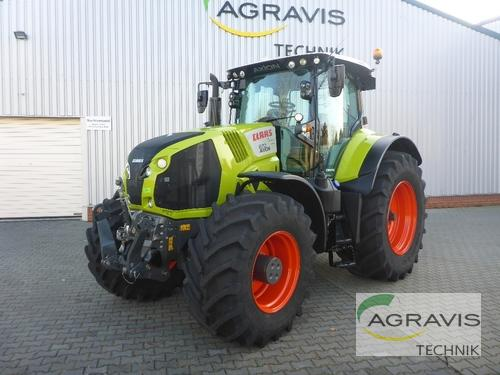 Claas Axion 870 Cmatic Årsmodell 2017 4-hjulsdrift