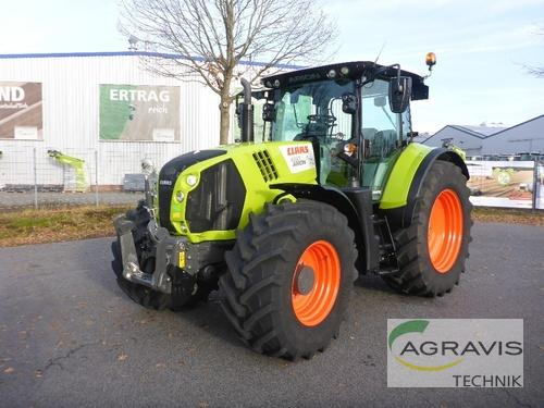 Claas Arion 650 Cmatic Byggeår 2017 A/C