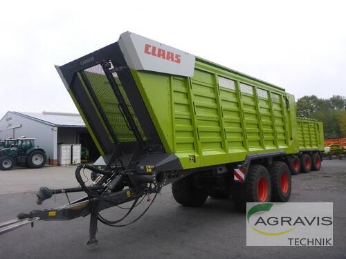 Claas Cargos 750 Baujahr 2017 Meppen