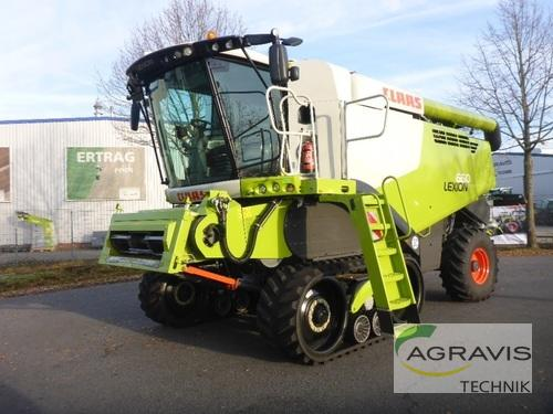 Claas Lexion 660 Terra Trac Year of Build 2018 Meppen