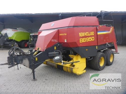 New Holland Bb 950 Tandem Crop Cutter Baujahr 2003 Meppen