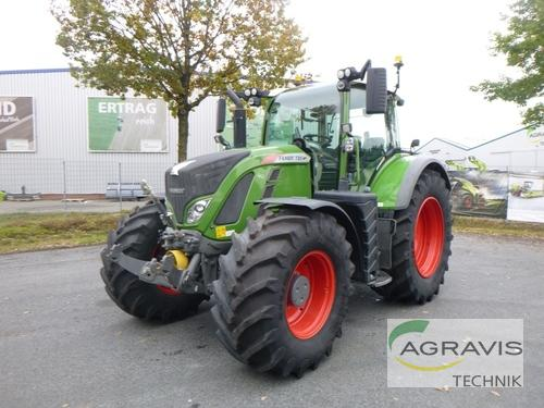 Fendt 720 Vario S4 Profi Plus Year of Build 2018 Meppen