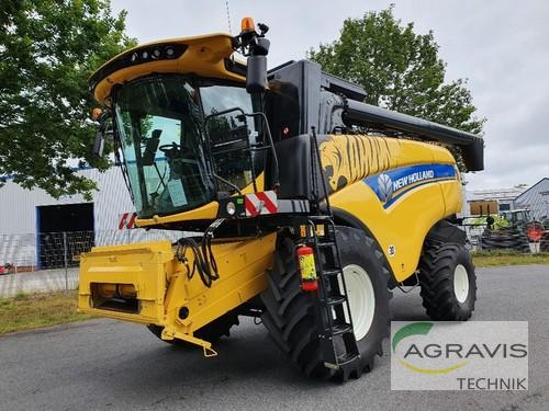 New Holland Cx 5.90 Baujahr 2018 Meppen