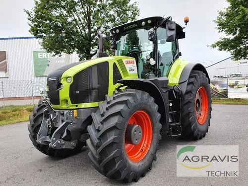 Claas Axion 940 Cmatic Cebis Årsmodell 2018 4-hjulsdrift