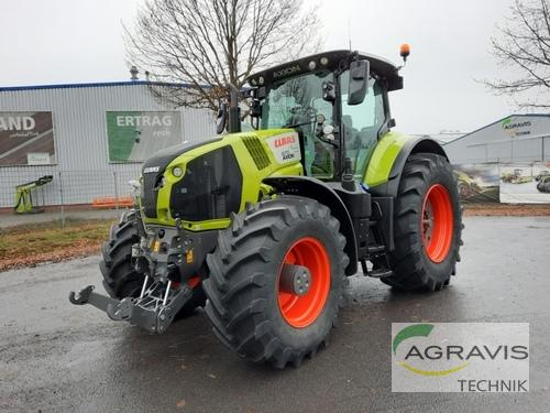 Tractor Claas - AXION 870 CMATIC CEBIS