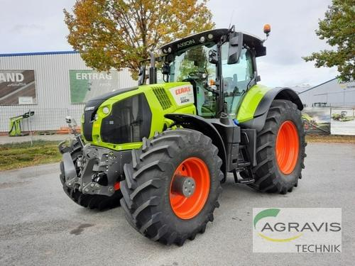 Claas Axion 830 Cmatic CIS+ Byggeår 2018 A/C