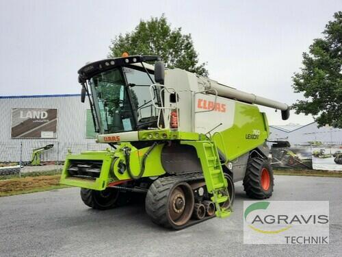 Claas Lexion 760 Terra Trac Έτος κατασκευής 2012 Meppen