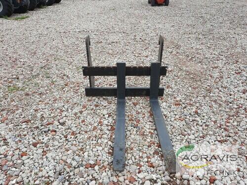 LSB Stahlbau Gabelträger Mit Palettengabeln