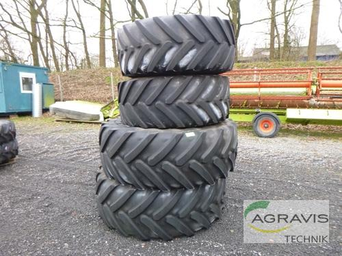 Michelin 540/65 R28 + 650/65 R38 Meppen