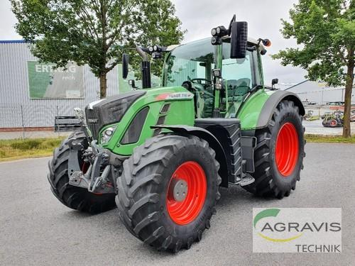 Tracteur Fendt - 718 VARIO S4 PROFI PLUS