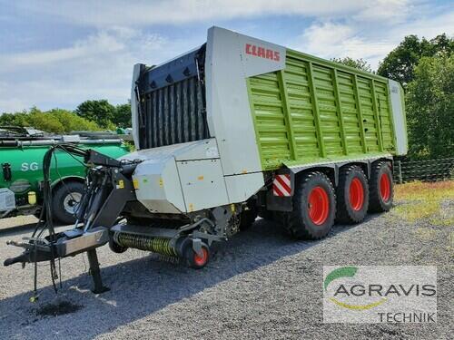 Claas Cargos 9600 anno di costruzione 2013 Meppen